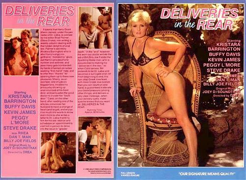 [Classic XXX]Deliveries in the Rear 1 (1979) DVDRip