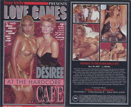 [Classic XXX 1987]Desiree at the Hardcore Cafe (2009) DVDRip