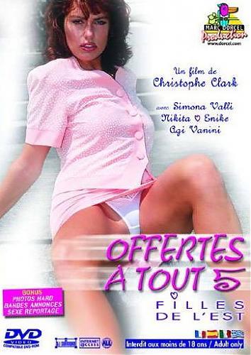 Offertes a tout 5,6 / Готовы на все 5,6 (Marc Dorcel) (1995) DVDRip