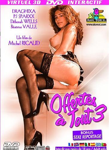 Offertes a tout 3,4 / Готовы на все 3,4 (Marc Dorcel) (1993) DVDRip