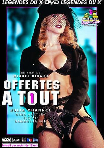 Offertes a tout 1,2 / Готовы на все 1,2  (Marc Dorcel) (1991) DVDRip