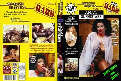 Swedish Erotica Hard vol.4 - Anal Super Star (1985) DVDRip