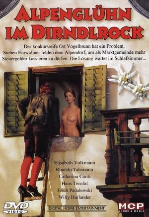 Alpengluhn im Dirndlrock / Альпийские страсти (С переводом!) (1974) DVDRip