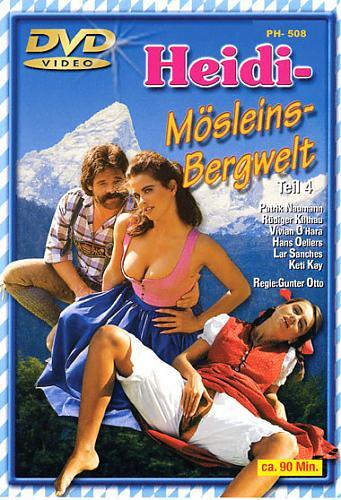 Heidi Heida Teil 4 Mosleins Bergwelt  (German Classik) (1992) DVDRip