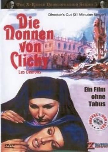 Die nonnen von Clichy / Монахини из Клиши (с русским переводом) (1972) DVDRip