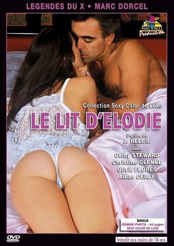 Le Lit d'Elodie / Постель Элоди (Marc Dorcel)  (1983) DVDRip