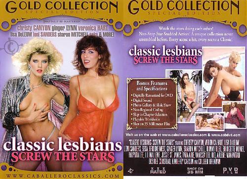 Classic Lesbians Screw the Stars (2009) DVDRip