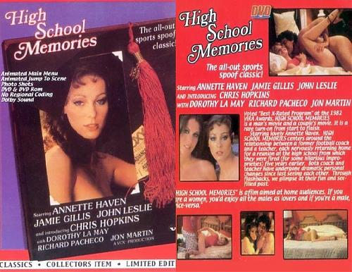 High School Memories (1980) DVDRip