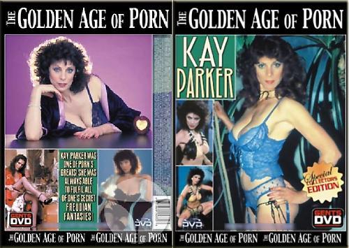 The Golden Age of Porn - Kay Parker / Золотой век порно - Кей Паркер (Gentlemens Video) [2006 г., Big Tits, Oral, Group, Classic, DVDRip] (2006) DVDRip