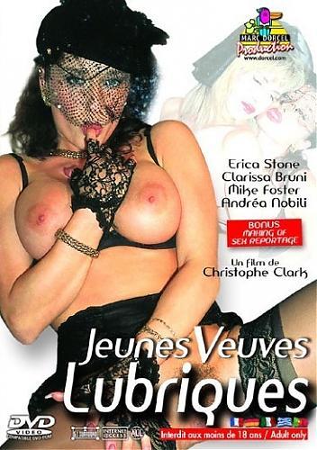 Jeunes Veuves Lubriques / Молодые Похотливые Вдовы  (Marc Dorcel) (1995) DVDRip