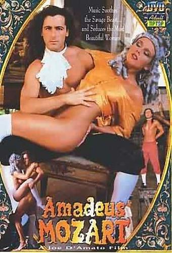 Amadeus Mozart / Амадей Моцарт (Joe D'Amato / Captal Film) [1995 г.] (1995) DVDRip