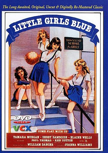 Little Girls Blue  (1977) DVDRip