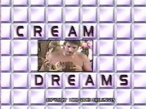 Cream Dreams / Кремовые мечты (Ron Jeremy, Leisure Time Entertainment) [1987 г., All Sex, VHSRip] (1987) DVDRip