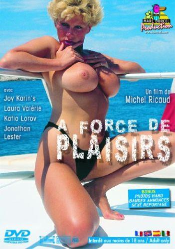 Сила удовольствия / A Force De Plaisirs   (Power of Pleasure; Lo Yacht delle porcone)   (Michel Ricaud / Stars Pictures / Video Marc Dorcel)   [1990 г., DVDRip] (1990) DVDRip