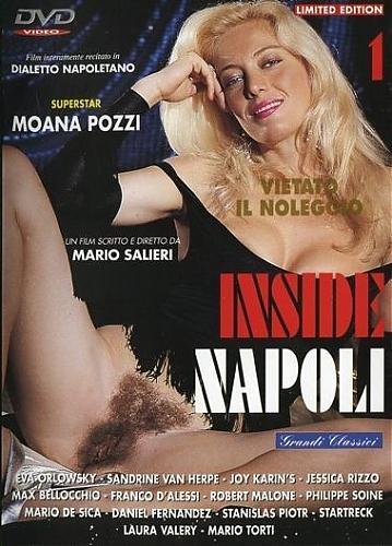Italie Folies / Итальянское безумие (Moana Pozzi,Jessica Rizzo) ( Mario Salieri ) (1990) DVDRip