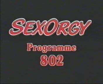 Секс-оргия 802 / Sex Orgy, Programme 802 (Color Climax) (- / Color Climax) [1988 г., Classic, oral, anal, small group, VHSRip] (1988) DVDRip