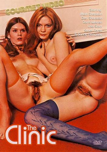The Clinic / Клиника (Gourmet Video) [1971 г., All sex, oral, DVDRip]  (1971) DVDRip