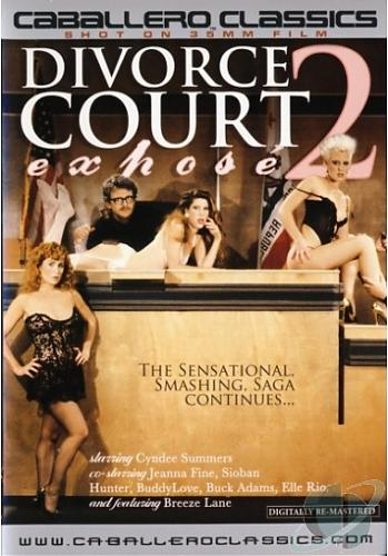 Divorce Court Expose 2 / Бракоразводный процесс 2 (Vinni Rossi, Vidco Entertainment) [1987 г., All sex, DVDRip] (Jeanna Fine) (1987) DVDRip