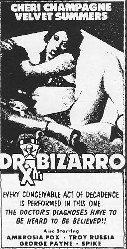 Dr. Bizarro (1983) DVDRip