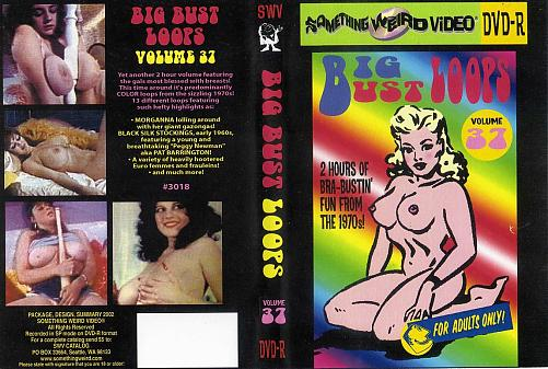 BIG BUST LOOPS VOL 37 / Большие груди (вып.37) (Something Weird Video) [1970 г., Erotic, Big Boobs Tits] (1970) DVDRip