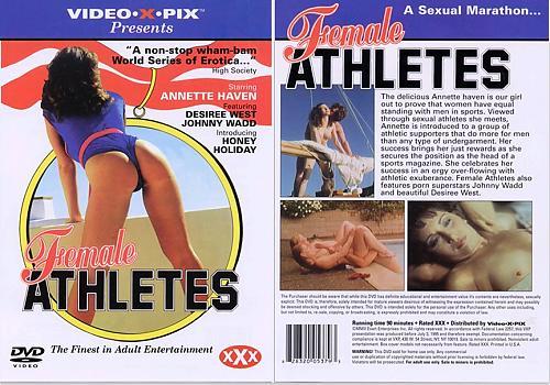 Женщины атлеты / Female Athletes (1979) DVDRip