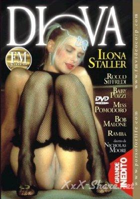 Дива / Diva (Ore 9 a scuola di tutto sesso) [Cicciolina](Nicholas Moore / FM Video) [1988 г., All Sex, DVDRip] (1988) DVDRip