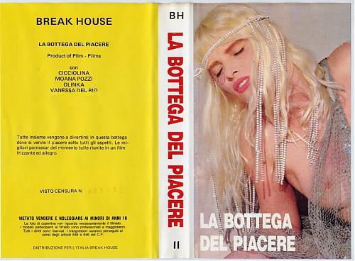 La Bottega del piacere / Лавка удовольствия (Arduino Sacco as Hard Sac)Cicciolina, Marina Hedman as Marina Lotta, Moana Pozzi, Vanessa Rubinstein[1988 г., Feature, DVDRip] (1988) DVDRip