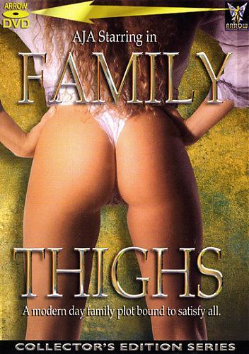 Семейные бедра / Family thighs (Ron Jeremy / Arrow) [1989 г., Plot Based, Classic, VHSRip] (1989) DVDRip
