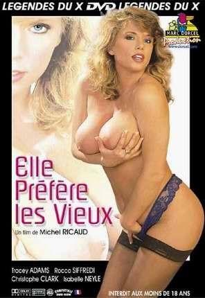 Elle Prefere Les Vieux / Она предпочитает постарше  (Marc Dorcel) (1990) DVDRip