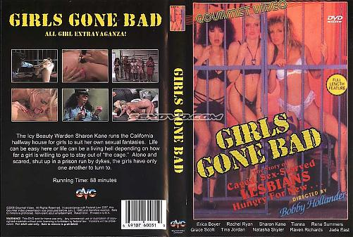 Girls Gone Bad 1 / Испорченные девочки 1 (Bobby Hollander, Gourmet Video Collection) [1989 г., Feature, Lesbians, Classic, DVDRip] Erica Boyer, Rachel Ryan, Sharon Kane (1989) DVDRip