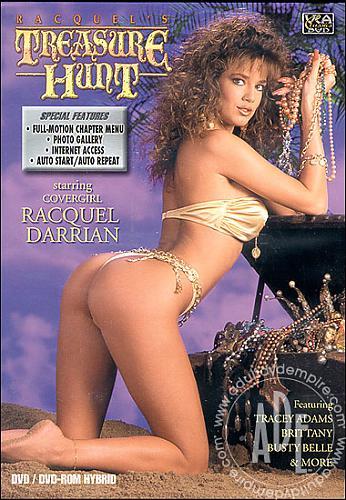 Racquel's Treasure Hunt / Охота за Сокровищами Ракель (Gordon Van Der Meer, VCA) [1989 г., Feature, Straight, Classic, DVDRip] (1989) DVDRip