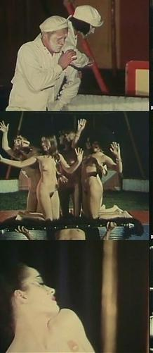 Самое горячее шоу в городке / La Foire Aux Sexes (The Hottest Show In Town) (Eberhard and Phyllis Kronhausen / Blue One / Domain Girls) [1973 г., VHSRip] (1973) DVDRip