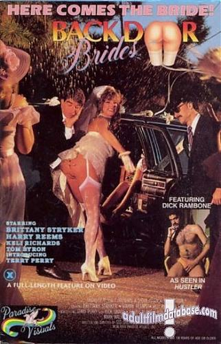 Back Door Bride / Задний проход невесты (Sid Shephard, Paradise Video) [1986 г., All sex, oral, anal, DP VHSRip] (1986) DVDRip