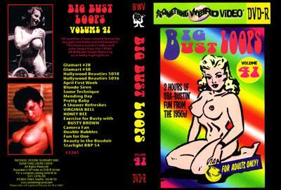 BIG BUST LOOPS VOL 41 / Большие груди (вып.41) (Something Weird Video) [1970 г., Erotic, Big Boobs Tits, DVDRip] (1970) DVDRip