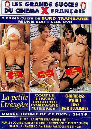 La Petite etrangere / Erfullte Traume / Иностранка (Burd Tranbaree as Claude Bernard-Aubert / Alpha France) [1980 г., All Sex, DVDRip] (1980) DVDRip