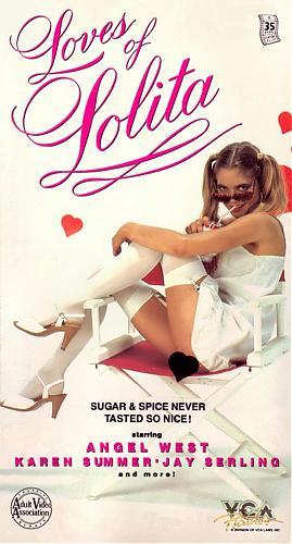 Loves of Lolita / Любовь Лолиты (1984) DVDRip