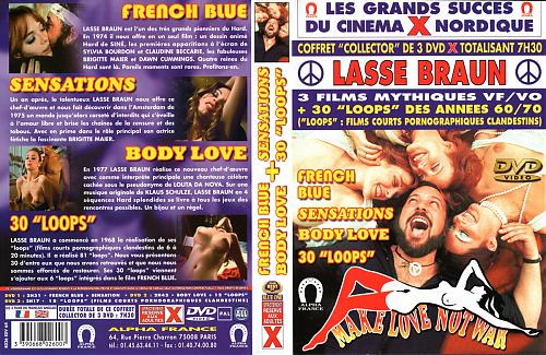 French Blue / Французские зарисовки (Falcon Stuart, Blue One) [1974 г., Classic, DVDRip] (1974) DVDRip