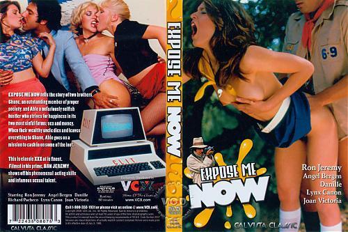 Computer Sex / Expose Me Now / Компьютерный Секс (Joe Sherman / Metro)[1983г.,Feature, DVDRip] (1983) DVDRip