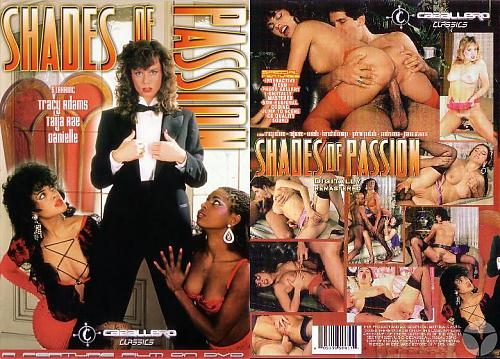 Shades of Passion / Нюансы страсти (Jack Remy, Caballero Home Video) [1986 г., All sex, VHSRip] (Tracey Adams, Taija Rae) (1986) DVDRip