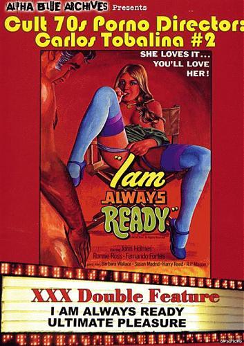 I Am Always Ready / Я всегда готова [1979 г., Classic, Cumshot, Hardcore, Oral, VHSRip] (1979) DVDRip
