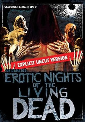 Эротические ночи живых мертвецов / Erotic Nights of the Living Dead (1980) DVDRip