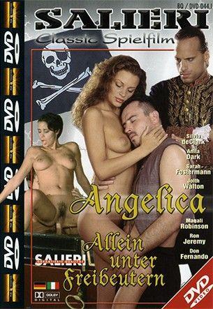Angelica-Allein unter Freibeutern / Анжелика - королева пиратов ( Mario Salieri )  (1996) DVDRip