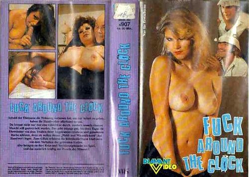 Fuck Around the Clock / Трах круглосуточно (1976) VHSRip