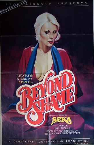 A Place Beyond Shame / Зона вне позора (Fred J. Lincoln (as Fred Lincoln) & Sharon Mitchell, VEP) [1980 г., All sex, VHSRip] (1980) DVDRip