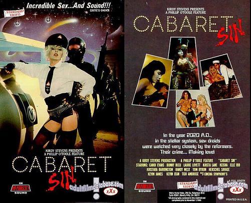 Cabaret Sin (1987) SATRip