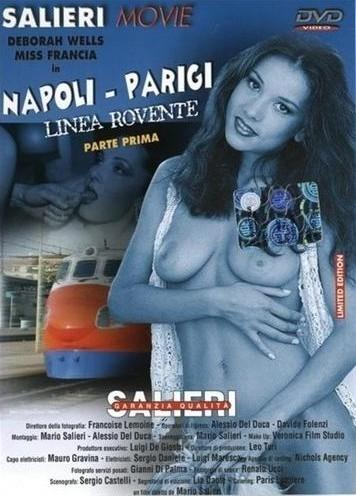 Napoli - Parigi Linea Rovente №01 / Неаполь-Париж, трудный путь №01  ( Mario Salieri )  (1991) DVDRip