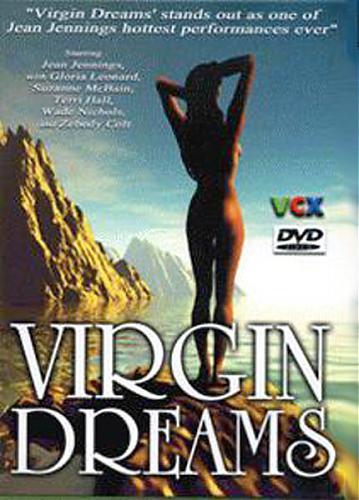 Сны девственницы / Virgin Dreams [VCX Ltd Inc, 1976 г.; All Sex, Anal, Oral; DVDRip] (Ещё совсем молоденькая Jean Jennings и Gloria Leonard в фильме от Zebedy Colt) (1976) DVDRip