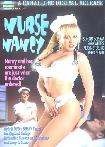 Медсестра Нэнси / Nurse Nancy [Caballero Home Video, Fred Lincoln, 1990 г.; All Sex, Anal, Oral; DVDRip] (Sandra Scream, Zara Whites, Alicyn Sterling и Peter North) (1990) DVDRip