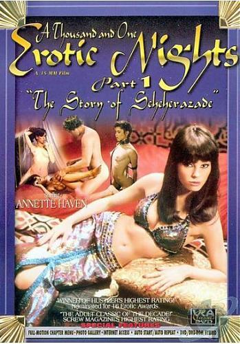1001 Эротическая ночь / 1001 Erotic Nights (1982) VHSRip