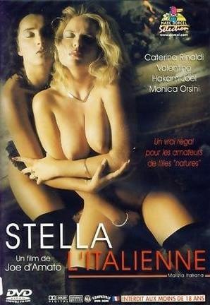Stella l'italienne / Стелла-итальянка  (Marc Dorcel)  (1995) DVDRip